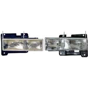 88 98 Chevy Silverado/GMC Sierra Headlights GM2503101