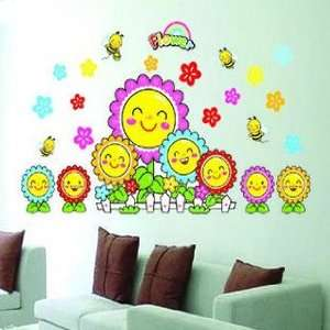 520 Kids Nursery Home Decor Vinyl Mural Art Wall Paper Stickers Baby