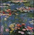 Monet Water Lilies Counted Cross Stitch Kit 10 x 10