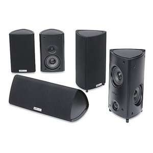 Polk Audio RM 85 5.0 Home Theater Speaker Package