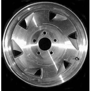 94 03 GMC SONOMA PICKUP ALLOY WHEEL RIM 15 INCH TRUCK, Diameter 15