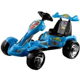 NEW Lil RiderT Blue Ice Battery Operated Go Kart (Toys