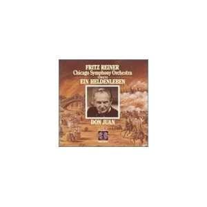 , Richard Strauss, Fritz Reiner, Chicago Symphony Orchestra Music