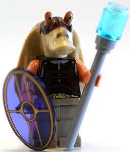 LEGO Star Wars Naboo Gungan Soldier Minifigure 7929