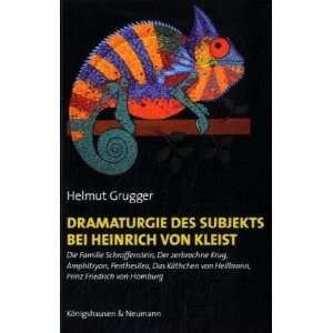 bei Heinrich von Kleist (9783826043581) Helmut Grugger Books
