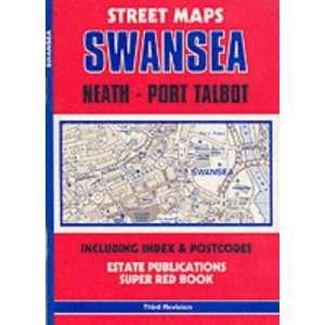 Super Red Book Swansea Neath (9780860849728) Books