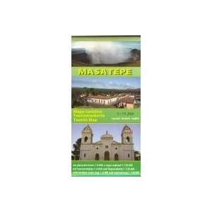 Masatepe Tourist Map Books