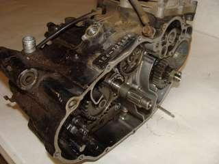 1979 Yamaha XT500 Engine Motor   Image 12