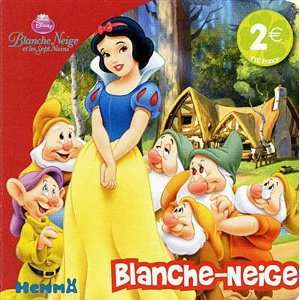 Blanche neige et les sept nains (9782508010347): Collectif: Books