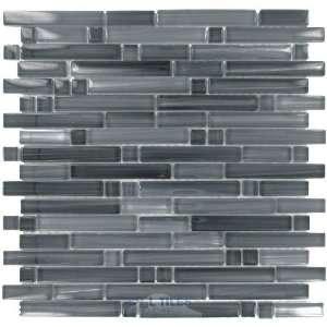 Handicraft ii art glass linear mesh mounted glass mosaic