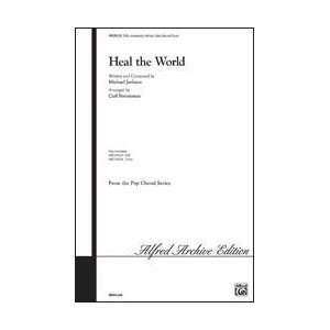 Heal the World Choral Octavo Choir By Michael Jackson