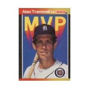 Donruss Bonus MVPs #BC17 Alan Trammell