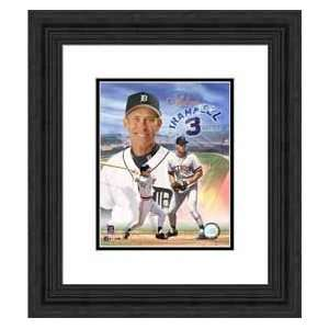 Alan Trammell Detroit Tigers Photograph