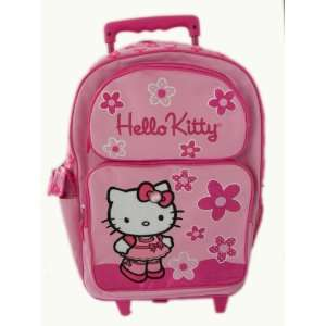 Sanrio Hello Kitty School Backpack   Large Kitty Luggage Toys & Games