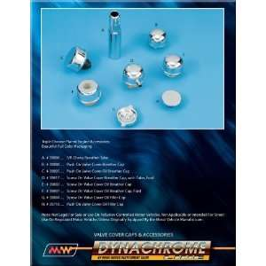 Make Wave 20807 Screw On Valve Cover Oil Breather Cap Ford