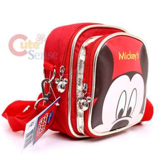 Disney Mickey Mouse Mini Messenger Bag / Shoulder Strap Wallet
