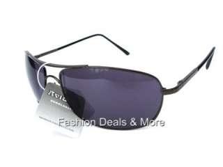 AVIATOR Men Women Fashion Designer Sunglasses GunMetal