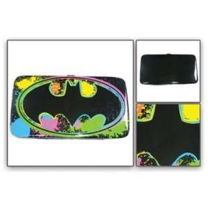 Hinge Wallet   Batman   Logo Color
