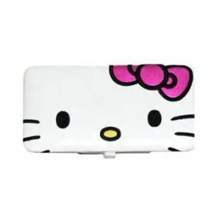 Hello Kitty Pink Bow Hinge Wallet Toys & Games