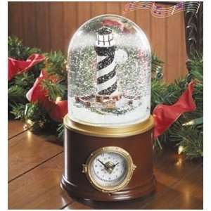 Holiday Time Musical Clock Home & Kitchen
