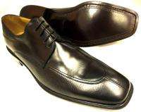 Mezlan Nigel Black Leather Oxford Shoe 11M Retail Price $350