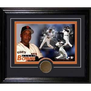 San Francisco Giants BARRY BONDS Framed & Double Matted 8 x 10 with