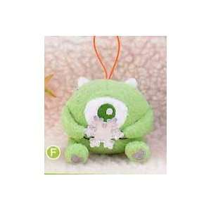 Mascot Plush (3)   Mike Wazowski. Imported from Japan.: Toys & Games