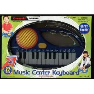 Kawasaki ** Music Center Keyboard ** Ready to Play ** with