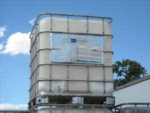 275 gal polyurethane Storage Tank 4 BioDiesel, IBC Used