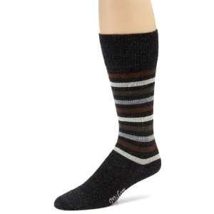 DeFeet Mens Milan Charcoal Wool Sock