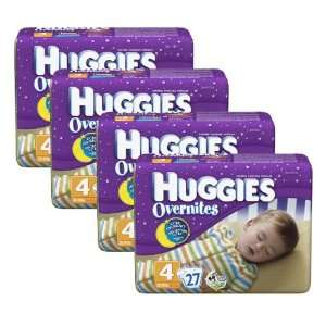 Huggies Overnites Diapers: Toys & Games