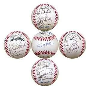 1993 San Francisco Giants Autographed Baseball Sports