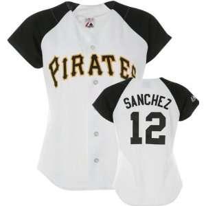 Majestic Replica Pittsburgh Pirates Womens Jersey