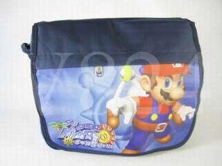 Super Mario Bro Case Box 15 Messenger Lunch Bag SM0282