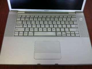 MacBook pro 15 2.2GHz Intel core 2 Duo, 2GB RAM 250GB HDD
