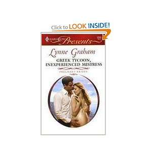 Greek Tycoon, Inexperienced Mistress (Romance