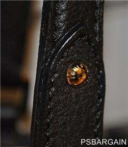 Authentic Louis Vuitton Mahina Leather Lunar GM Choklate Bag (Value $4