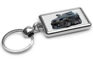 Mad Max Interceptor Muscle Car toon Keychain NEW