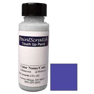 2 Oz. Bottle of Intensa Blue Pearl Metallic Touch Up Paint