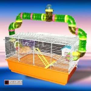 If you are looking for a very spacious, luxury extra large cage then