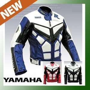 Motorbike YAMAHA Yzf R1 R6 PU Leather Racing Jacket