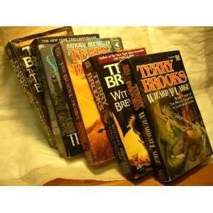 5 BOOK SET (The magic kingdom of landover) Terry Brooks Books