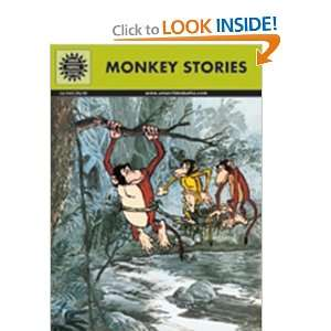 Jataka Tales : Monkey Stories ( Amar Chitra Katha Comics