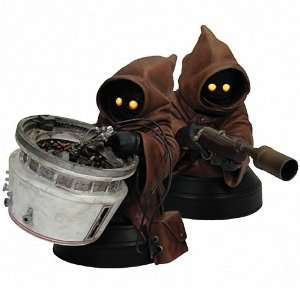 Star Wars Jawas mini bust 2 pack from Gentle Giant