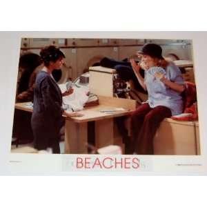 11 x 14 inches   Bette Midler, John Heard, Barbara Hershey   LC05