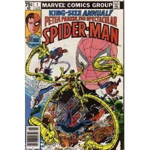 Spectacular Spider Man Annual #1 Comic Book Everything