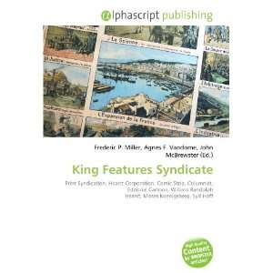 King Features Syndicate (9786132684479) Books