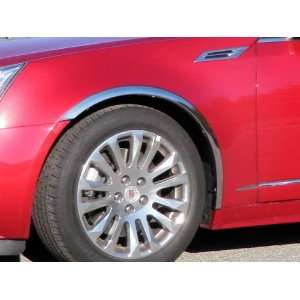 2010 2011 Cadillac CTS Sport Wagon 4pc Wheel Well Trim