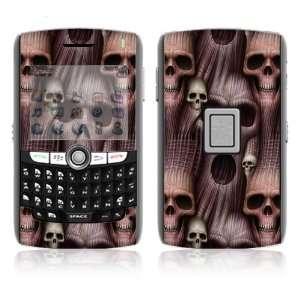 Scream Decorative Skin Cover Decal Sticker for BlackBerry