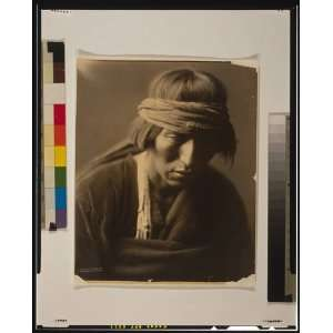 Hastobiga,Navaho Medicine Man,Navajo,Indian,c1904 Home
